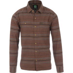 Hippy Tree Growler Flannel Shirt - Long-Sleeve - Men's