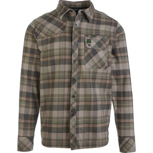 Hippy Tree Taos Flannel Shirt - Long-Sleeve - Men's