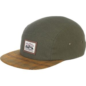 Hippy Tree Hilltop 5-Panel Hat
