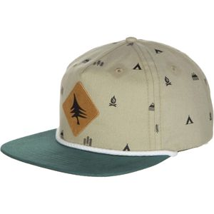 Hippy Tree Legend Snapback Hat