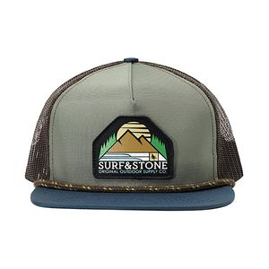 Hippy Tree Alpine Trucker Hat