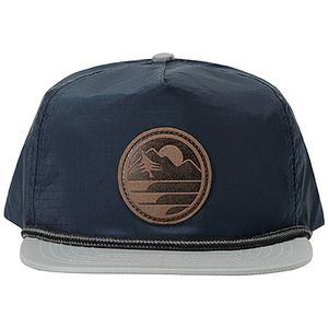 Hippy Tree Lakeside Snapback Hat