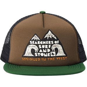 Hippy Tree Basin Trucker Hat