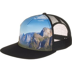 Hippy Tree Viewpoint Trucker Hat