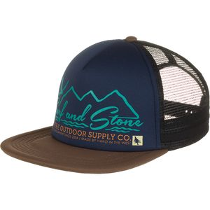 Hippy Tree Baldy Trucker Hat