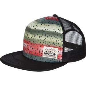 Hippy Tree Steelhead Trucker Hat