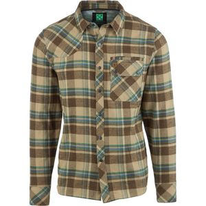 Hippy Tree Alta Flannel Shirt - Men's