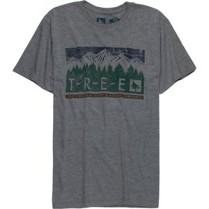 Hippy Tree Tamarack T-Shirt - Short-Sleeve - Men's