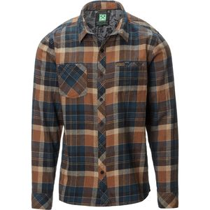 Hippy Tree Harbor Flannel Shirt - Men's