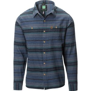Hippy Tree Porter Flannel Shirt - Men's