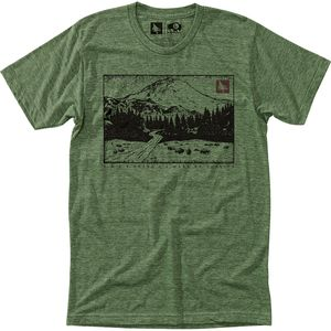 Hippy Tree Rivermouth T-Shirt - Men's