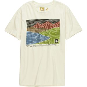 Hippy Tree Tundra T-Shirt - Men's