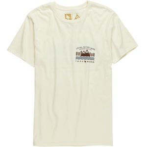 Hippy Tree Region T-Shirt - Men's