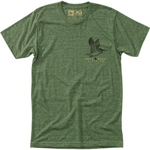 Hippy Tree Peninsula T-Shirt - Men's