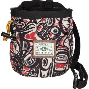 Hippy Tree Raven Chalkbag