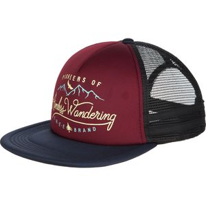 Hippy Tree McKinley Trucker Hat