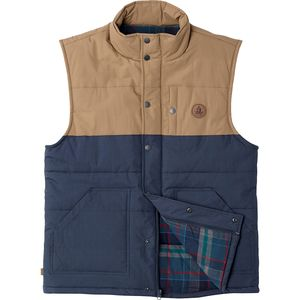 Hippy Tree Burro Insulated Vest - Men's