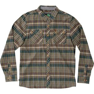 Hippy Tree Morro Flannel Shirt - Long-Sleeve - Men's