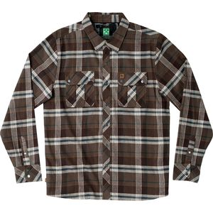 Hippy Tree Watson Flannel Shirt - Men's
