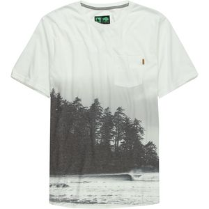 Hippy Tree Inlet T-Shirt - Men's