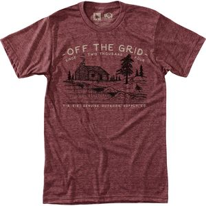 Hippy Tree Streamside T-Shirt - Men's