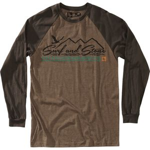 Hippy Tree Baldy T-Shirt - Long-Sleeve - Men's