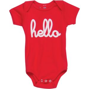 Hello Apparel Hello Individual One-Piece - Short-Sleeve - Infant Girls'