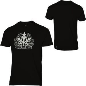 Hemp Hoodlamb Crest T-Shirt Short-Sleeve - Mens