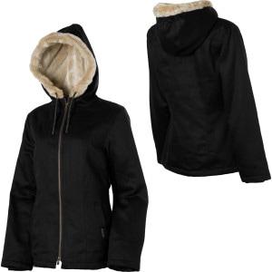 Hemp Hoodlamb Classic Hoodlamb Jacket - Womens