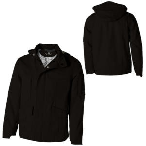 Hemp Hoodlamb Summer Tech Jacket - Mens