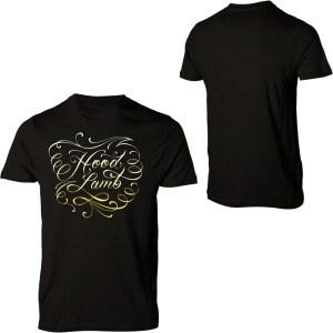 Hemp Hoodlamb Favela T-Shirt - Short-Sleeve - Mens