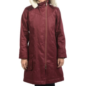 Hoodlamb Long Hoodlamb Jacket - Women's