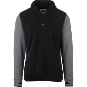 Sherpa Pullover Sweater - Men's