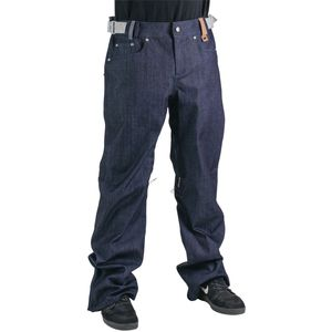 Stretch Genuine Denim Skinny-Pant - Men's