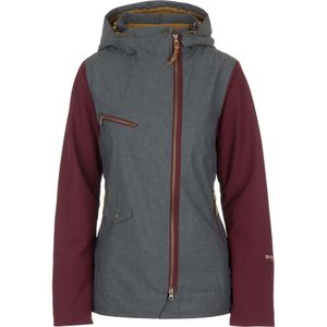 Moto Insulated Jacket - Women's