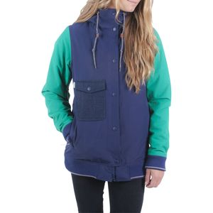 Ashland Varsity Insulated Jacket - Women's