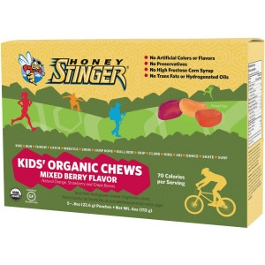 Honey Stinger Kids Chew Multipack - 5-Pack
