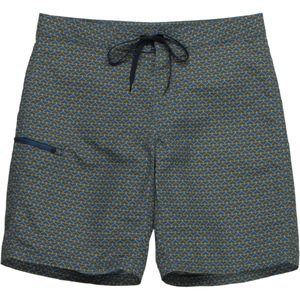 Toad&Co Cetacean Trunk Board Short - Men's