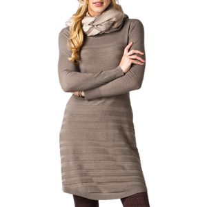 Toad&Co Shadowstripe Sweater Dress - Women's