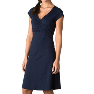 Women's Muse Dress ~ Organic Cotton & Modal Cap Sleeve Dress ~ Inspired Outdoor Clothing ~. Found on hornytoad.com