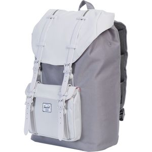 Herschel Supply Little America Mid Rubber-Strap - 860cu in