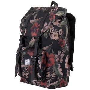 Herschel Supply Little America Mid Rubber-Strap Mid-Volume Backpack