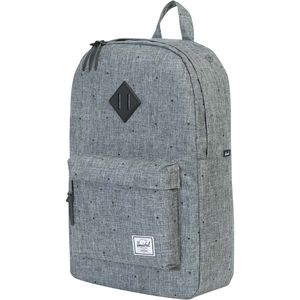 Herschel Supply Heritage Mid Volume Rubber-Strap Backpack - 884cu in