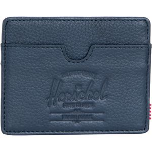 Herschel Supply Charlie Leather Card Holder Wallet - Men's