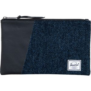 Herschel Supply Network Harris Tweed Pouch