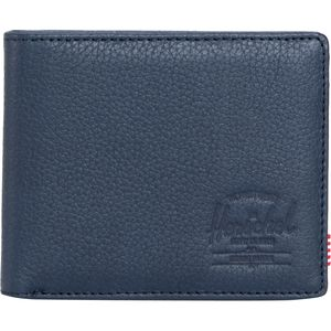 Herschel Supply Hank Leather Bi-Fold Wallet - Men's
