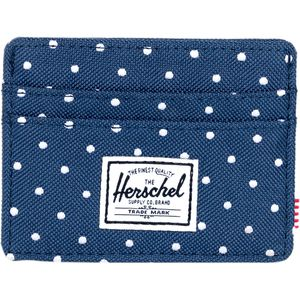 Herschel Supply Charlie Card Wallet - Polka Dot Embroidery Collection