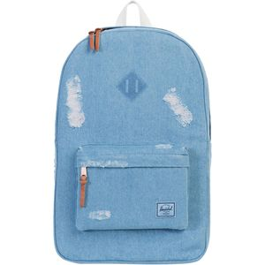 Herschel Supply Heritage Backpack - Faded Denim Collection - 1312cu in