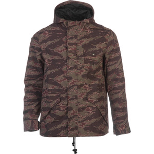 Hooded Deck Jacket - Men's