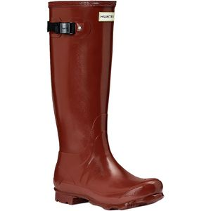 Hunter Boot Norris Field Gloss Boot - Women's